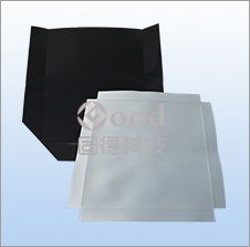 供应环保防潮塑料滑片 厂家专业生产黑白SlipSheet